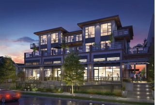"Main Photo: 301 13040 NO. 2 Road in Richmond: Steveston South Condo for sale in ""HARBOUR WALK"" : MLS®# R2258955"