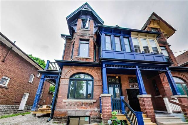 Main Photo: 3 10 Sylvan Avenue in Toronto: Dufferin Grove House (3-Storey) for lease (Toronto C01)  : MLS®# C4178559