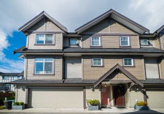 "Main Photo: 8 9733 BLUNDELL Road in Richmond: McLennan North Townhouse for sale in ""SOLARIS"" : MLS®# R2304439"