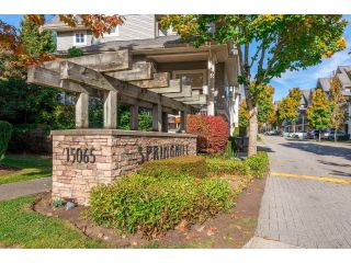 "Main Photo: 13 15065 58 Avenue in Surrey: Sullivan Station Townhouse for sale in ""Springhill"" : MLS®# R2316350"