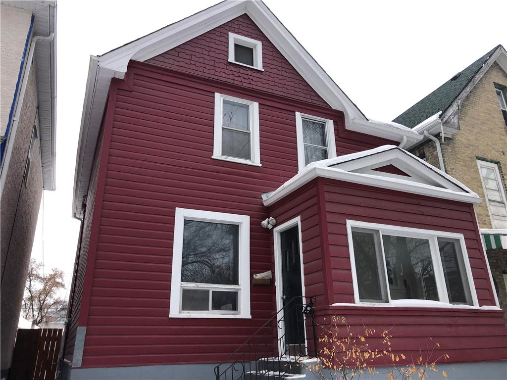 FEATURED LISTING: 362 Beverley Street Winnipeg