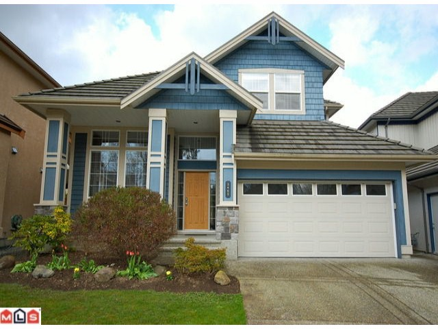 "Main Photo: 3465 150B Street in Surrey: Morgan Creek House for sale in ""ROSEMARY HEIGHTS WEST"" (South Surrey White Rock)  : MLS®# F1110319"