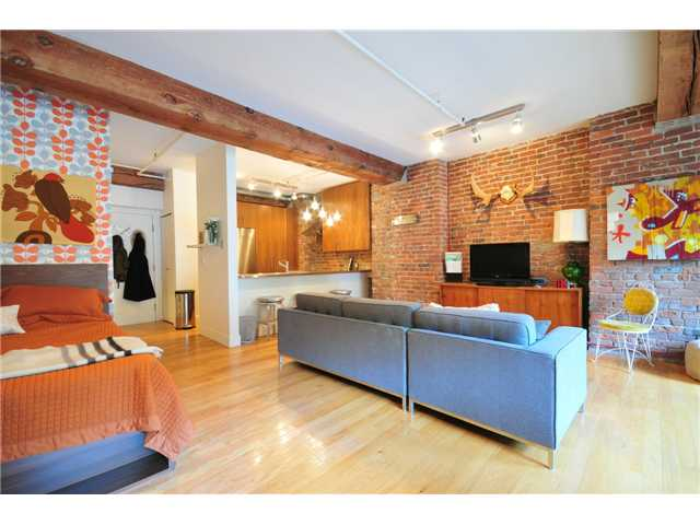 "Photo 5: 206 518 BEATTY Street in Vancouver: Downtown VW Condo for sale in ""STUDIO 518 BEATTY"" (Vancouver West)  : MLS® # V909575"