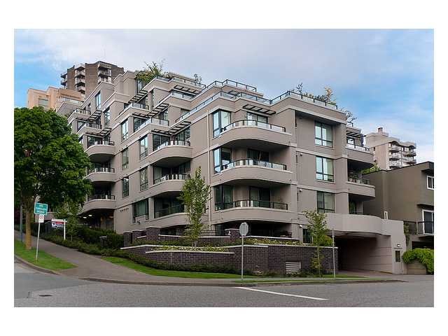 Main Photo: 401 1330 JERVIS Street in Vancouver: West End VW Condo for sale (Vancouver West)  : MLS® # V909778