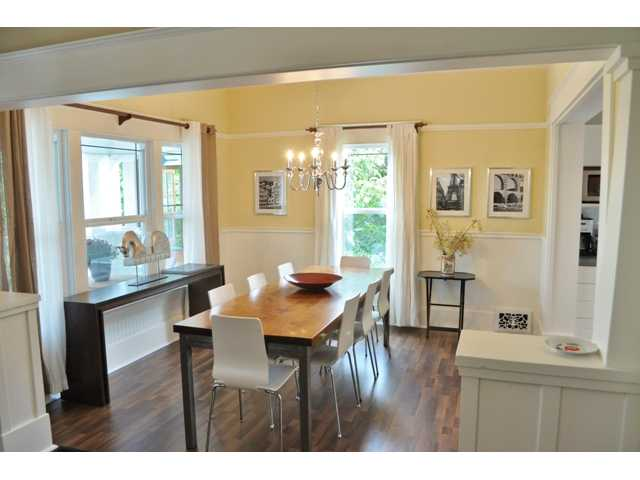 Photo 4: 1523 8TH Avenue in New Westminster: West End NW House for sale : MLS® # V999021
