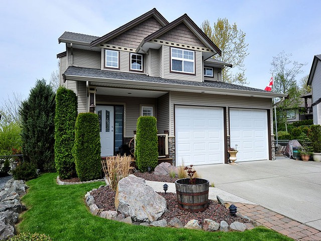 Main Photo: 35500 ALLISON Court in Abbotsford: Abbotsford East House for sale : MLS® # F1309162