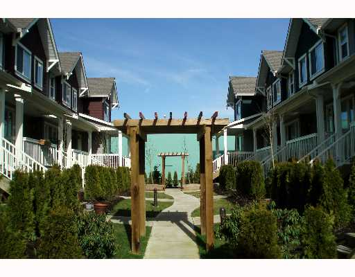 Main Photo: 40 5999 Andrews in Richmond: Steveston South Townhouse for sale : MLS® # V641155