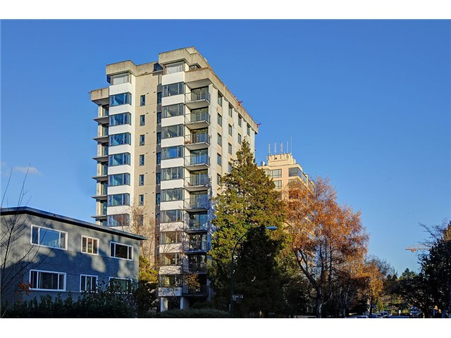 "Main Photo: 1101 2165 W 40TH Avenue in Vancouver: Kerrisdale Condo for sale in ""THE VERONICA"" (Vancouver West)  : MLS® # V1036876"