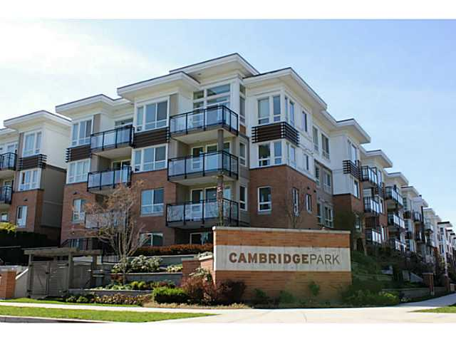 "Main Photo: 209 9500 ODLIN Road in Richmond: West Cambie Condo for sale in ""CAMBRIDGE PARK"" : MLS(r) # V1057821"