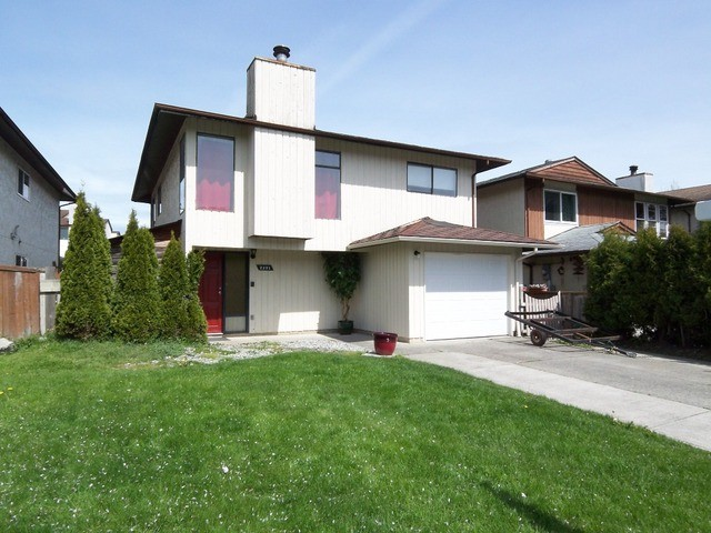 "Main Photo: 2231 WILLOUGHBY Way in Langley: Willoughby Heights House for sale in ""Langley Meadows"" : MLS®# F1410511"