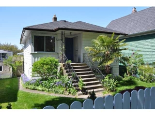 Main Photo: 5229 ST. CATHERINES ST in : Fraser VE House for sale : MLS® # V951716