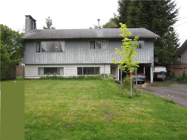 Main Photo: 11811 STEPHENS Street in Maple Ridge: East Central House for sale : MLS® # V1118775