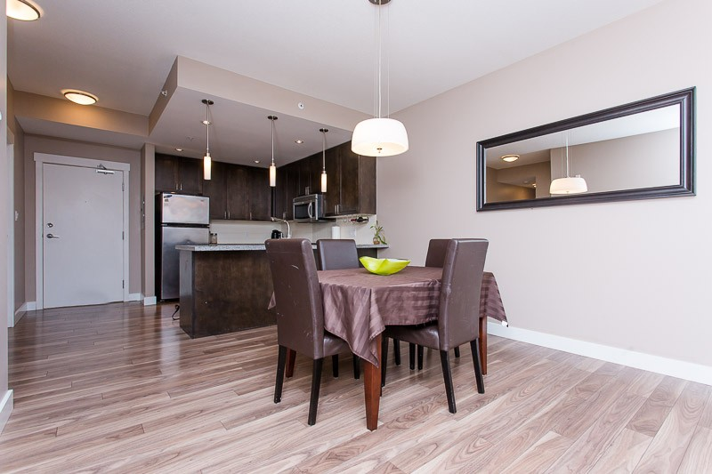 "Photo 4: 403 2368 MARPOLE Avenue in Port Coquitlam: Central Pt Coquitlam Condo for sale in ""RIVER ROCK LANDING"" : MLS(r) # V1125323"