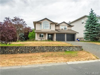 Main Photo: 2461 Prospector Way in VICTORIA: La Florence Lake Single Family Detached for sale (Langford)  : MLS® # 352559
