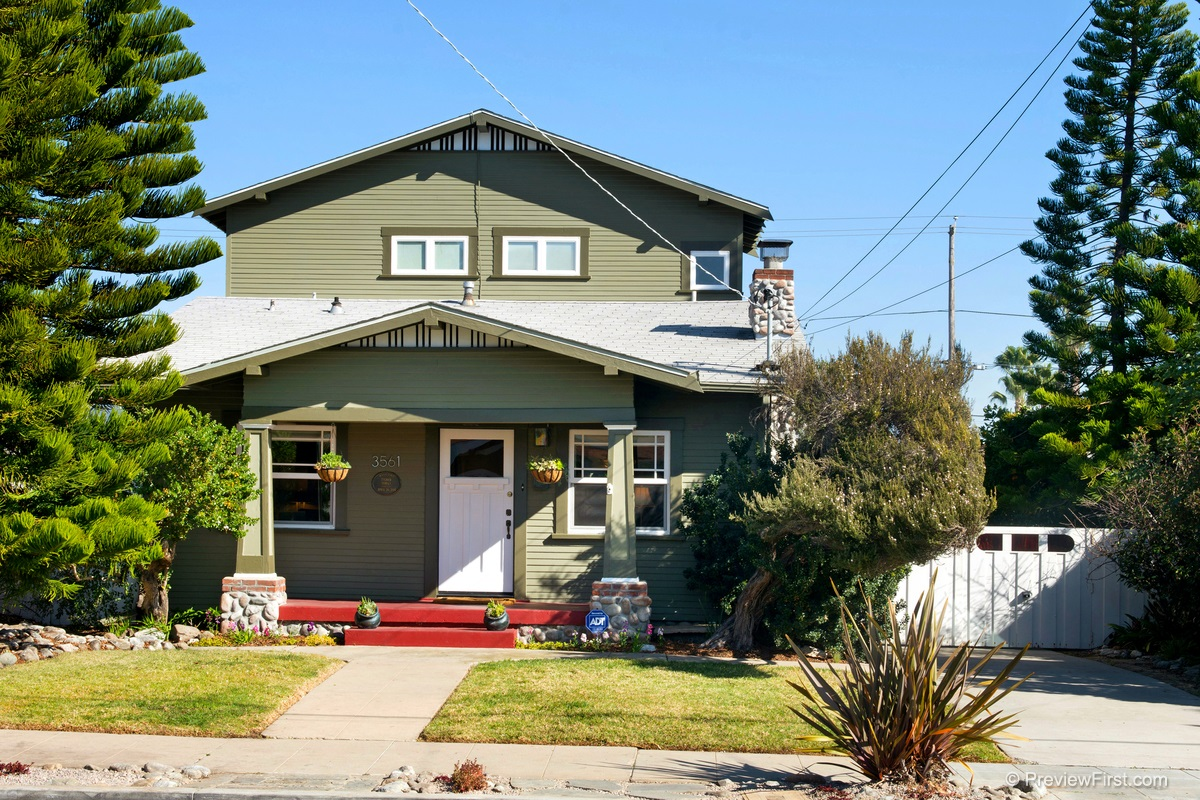 Main Photo: NORTH PARK House for sale : 3 bedrooms : 3561 GRANADA AVENUE in San Diego