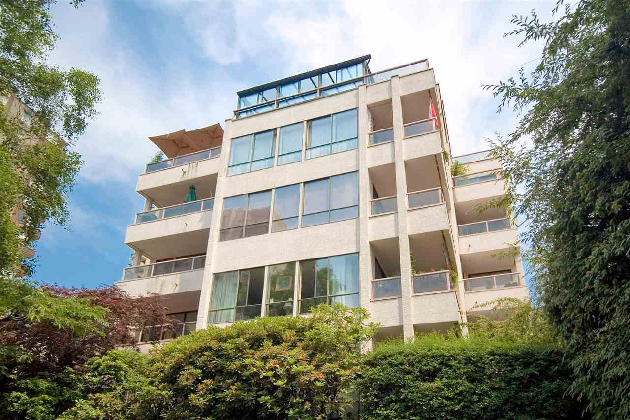 "Main Photo: 404 1133 HARWOOD Street in Vancouver: West End VW Condo for sale in ""HARWOOD MANOR"" (Vancouver West)  : MLS® # R2031715"