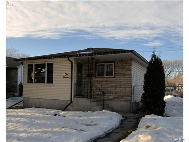 Main Photo: 111 Kildare Avenue in WINNIPEG: Transcona Residential for sale (North East Winnipeg)  : MLS®# 1605591