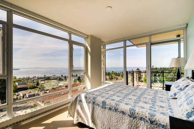 "Photo 10: : White Rock Condo for sale in ""The ""Avra"""" (South Surrey White Rock)  : MLS(r) # R2064755"