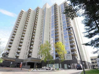 Main Photo: 1610 10149 SASKATCHEWAN Drive in Edmonton: Zone 15 Condo for sale : MLS(r) # E4037088