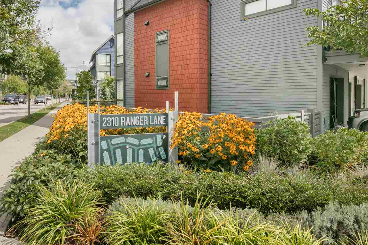 "Main Photo: 29 2310 RANGER Lane in Port Coquitlam: Riverwood Townhouse for sale in ""FREMONT BLUE"" : MLS(r) # R2111808"