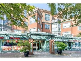 "Main Photo: 310 131 W 3RD Street in North Vancouver: Lower Lonsdale Condo for sale in ""SEASCAPE LANDING"" : MLS(r) # R2119891"