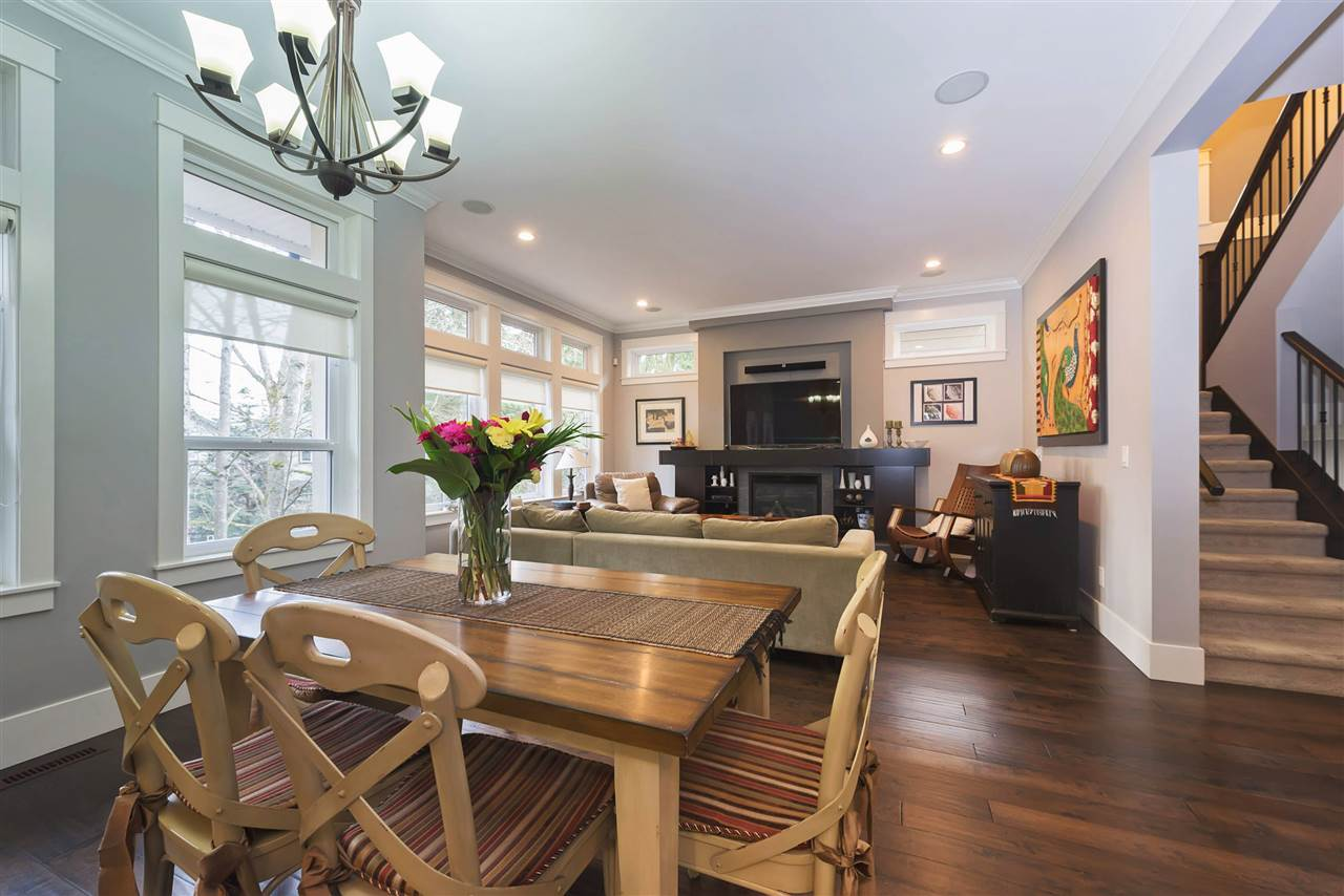 "Photo 5: 1283 HOLLYBROOK Street in Coquitlam: Burke Mountain House for sale in ""BURKE MOUNTAIN"" : MLS(r) # R2140494"