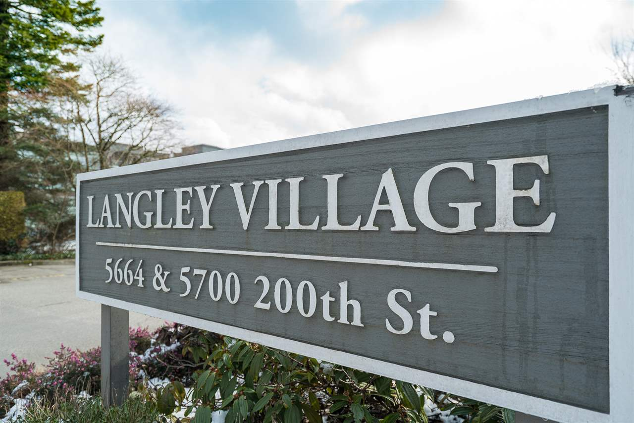 "Main Photo: 203 5700 200 Street in Langley: Langley City Condo for sale in ""Langley Village"" : MLS®# R2143076"