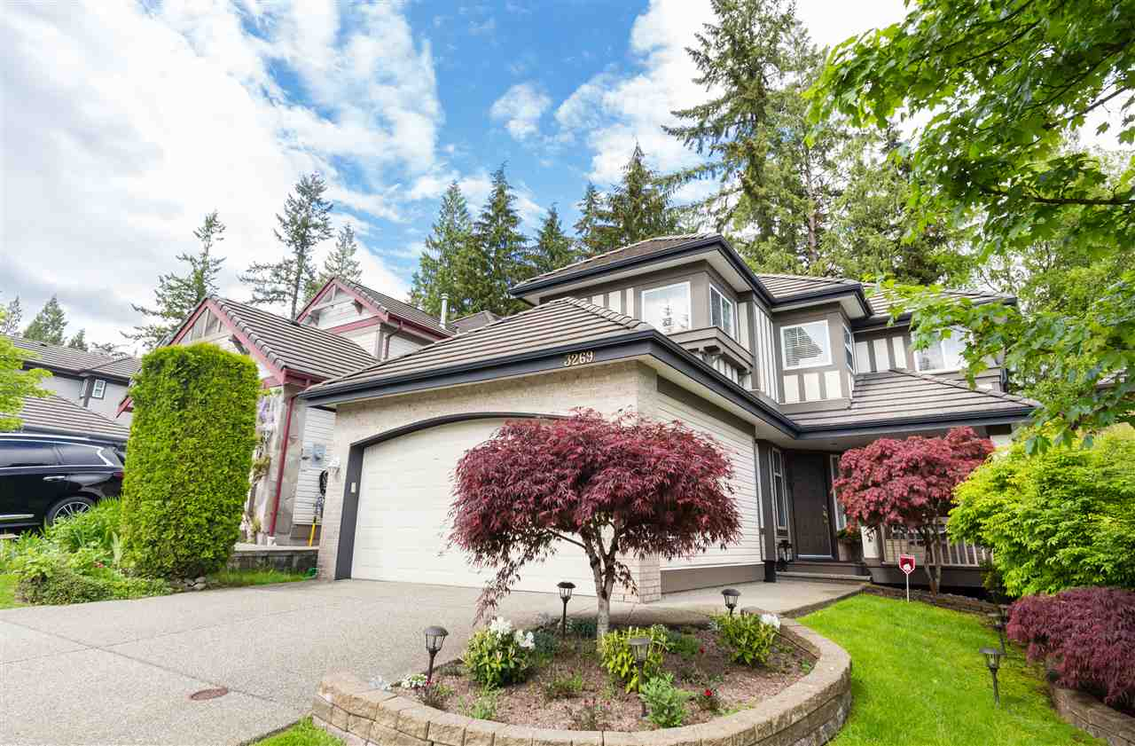 Main Photo: 3269 CHARTWELL 221 in Coquitlam: Westwood Plateau House for sale : MLS®# R2170182