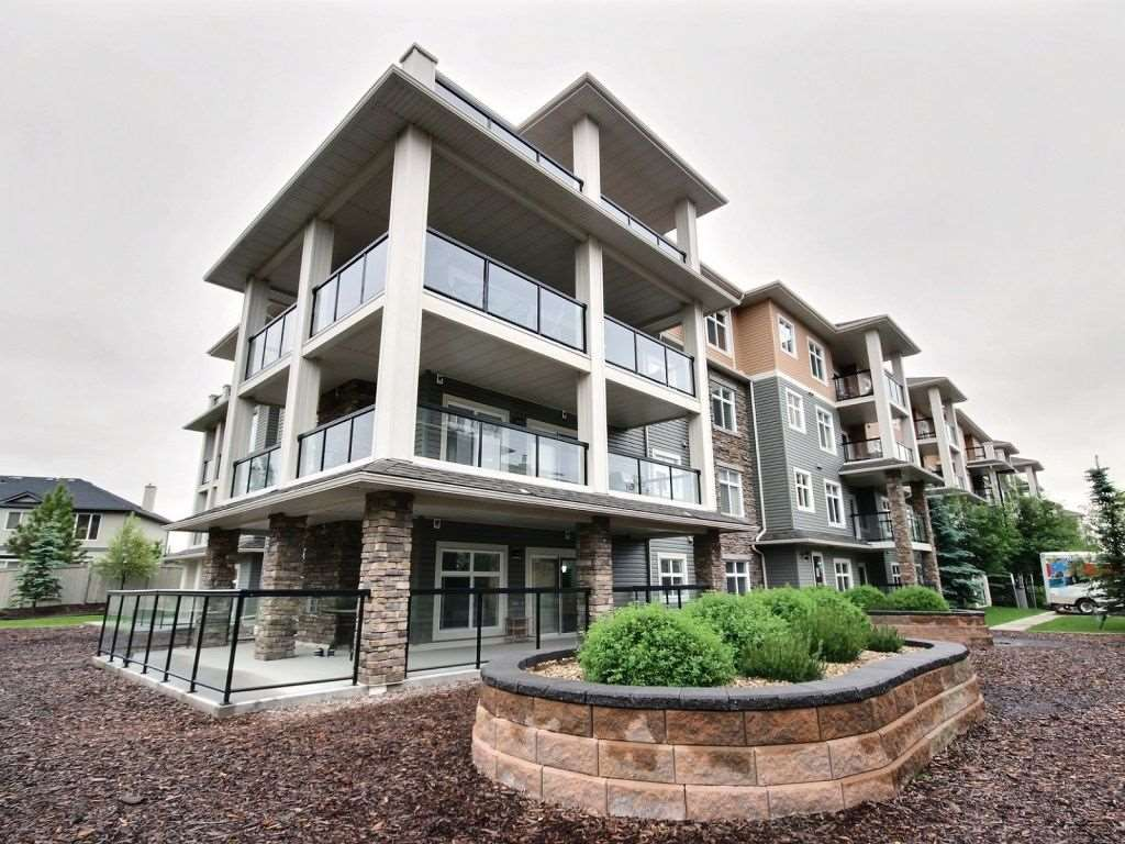 Main Photo: 134 11505 Ellerslie Road in Edmonton: Zone 55 Condo for sale : MLS(r) # E4069453