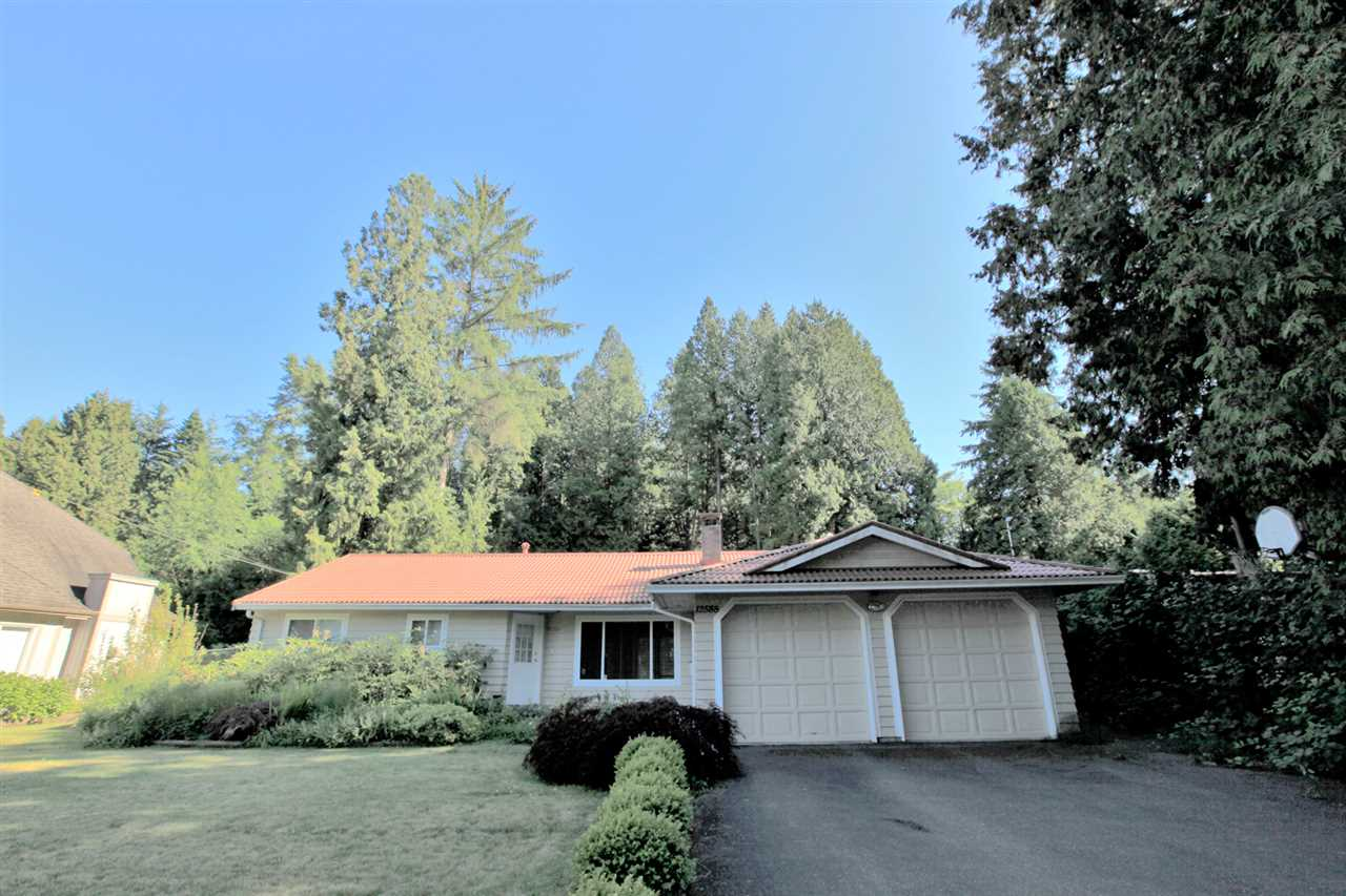 Main Photo: 12588 24 Avenue in Surrey: Crescent Bch Ocean Pk. House for sale (South Surrey White Rock)  : MLS(r) # R2178943