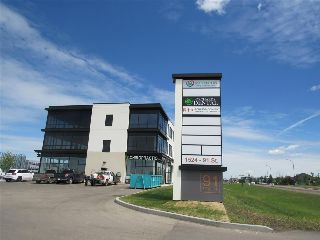 Main Photo: 308 1524 91 Street in Edmonton: Zone 54 Office for lease : MLS® # E4072235