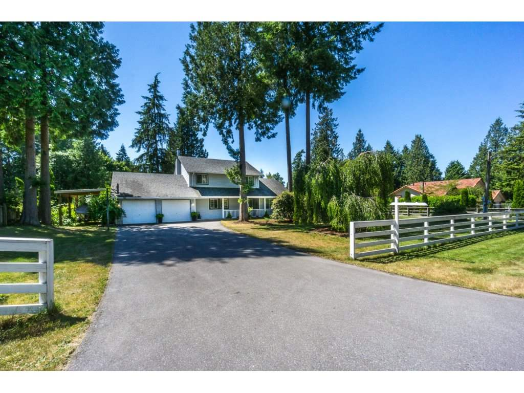 "Main Photo: 2167 198TH Street in Langley: Brookswood Langley House for sale in ""BROOKSWOOD/FERNRIDGE"" : MLS(r) # R2185405"