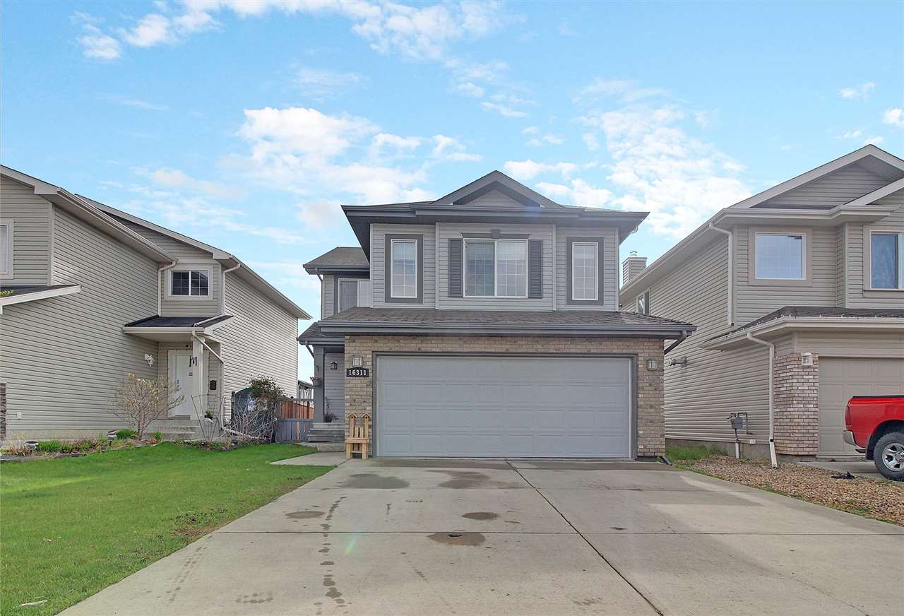 Main Photo: 16311 45 Street in Edmonton: Zone 03 House for sale : MLS(r) # E4073192