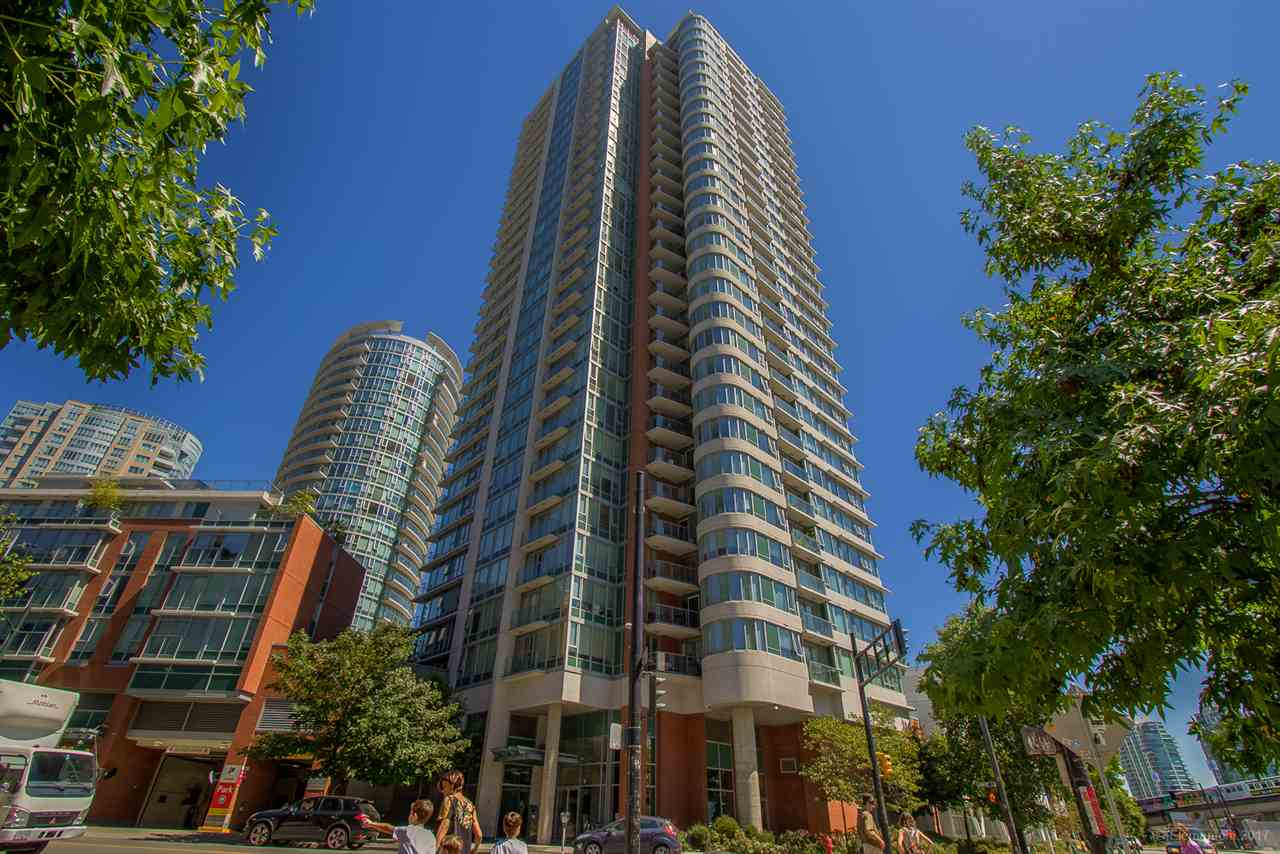 "Main Photo: 2202 688 ABBOTT Street in Vancouver: Downtown VW Condo for sale in ""FIRENZE"" (Vancouver West)  : MLS(r) # R2191595"