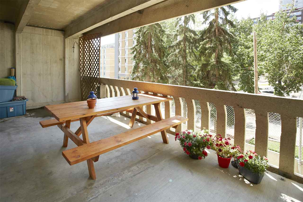 Photo 17: 411 9918 101 Street in Edmonton: Zone 12 Condo for sale : MLS® # E4076864