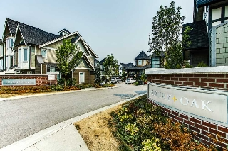 "Main Photo: 38 8138 204 Street in Langley: Willoughby Heights Townhouse for sale in ""ASHBURY OAK"" : MLS® # R2195288"