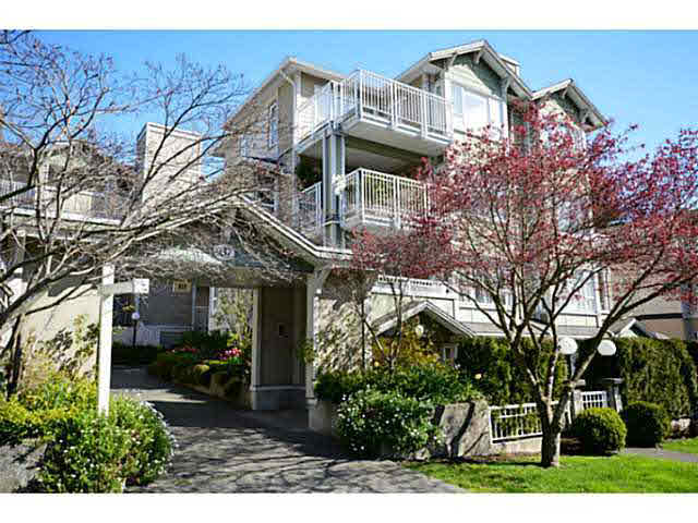 Main Photo: 401 937 W 14th Ave. in Vancouver: Fairview VW Condo for sale (Vancouver West)  : MLS® # V1017237
