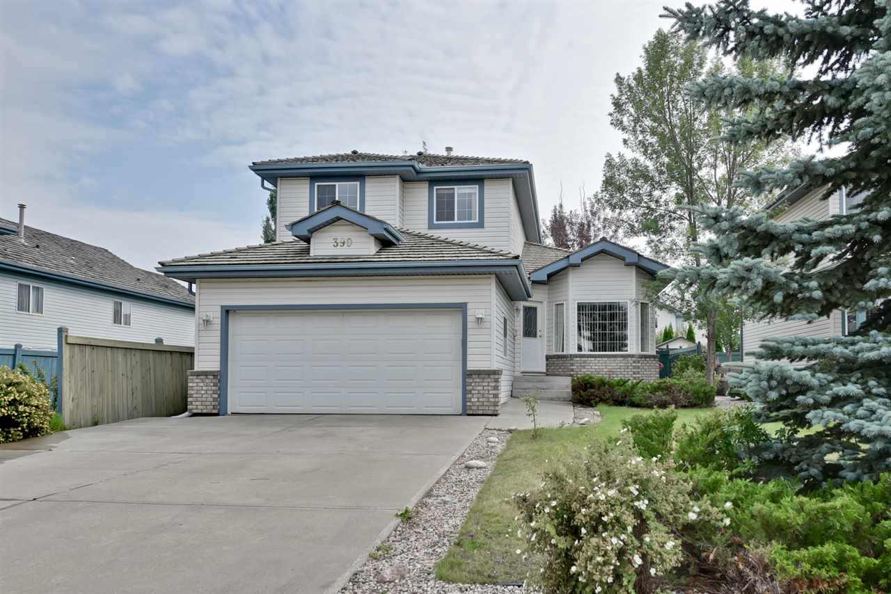 Main Photo: 390 BLACKBURN Drive E in Edmonton: Zone 55 House for sale : MLS® # E4078166