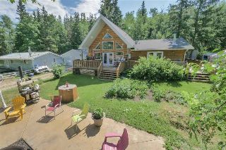 Main Photo: 130 Lakeshore Drive: Rural Lac Ste. Anne County House for sale : MLS® # E4084293