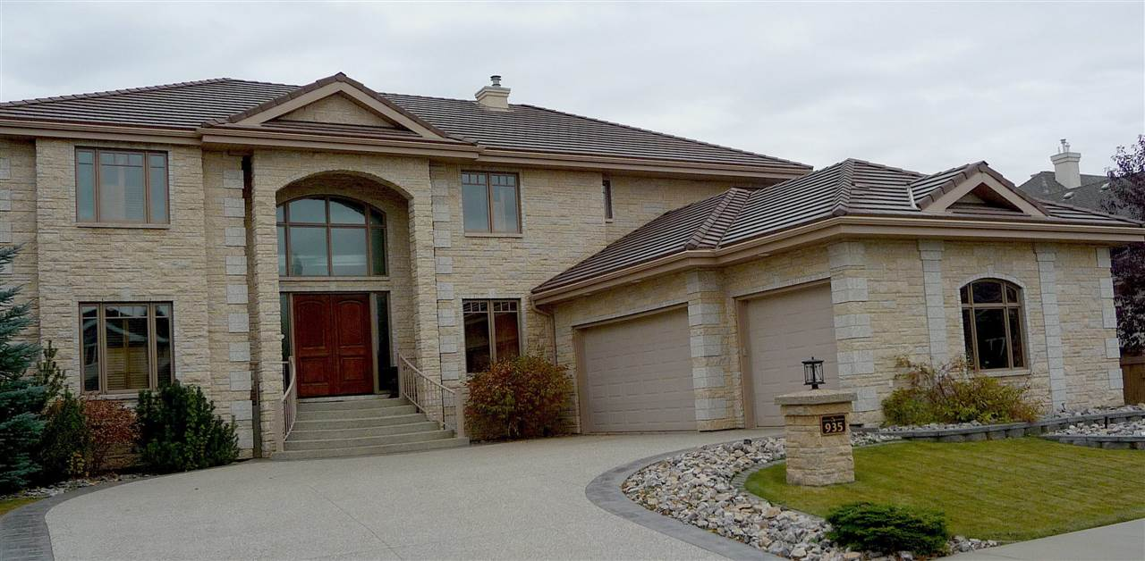 Main Photo: 935 HOLLINGSWORTH Bend in Edmonton: Zone 14 House for sale : MLS® # E4086850