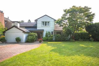 Main Photo: 7909 LABURNUM Street in Vancouver: S.W. Marine House for sale (Vancouver West)  : MLS® # R2231341