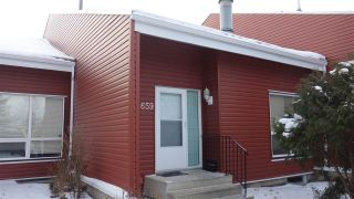 Main Photo: 659 MILLBOURNE Road in Edmonton: Zone 29 Townhouse for sale : MLS® # E4092522