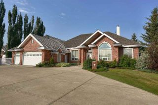 Main Photo: 113 Balfour Place: Rural Sturgeon County House for sale : MLS®# E4093365