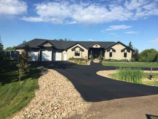 Main Photo: 350 60245 RR 164: Rural Smoky Lake County House for sale : MLS®# E4093938