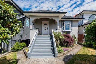 Main Photo: 3553 TRIUMPH Street in Vancouver: Hastings East House for sale (Vancouver East)  : MLS®# R2273868