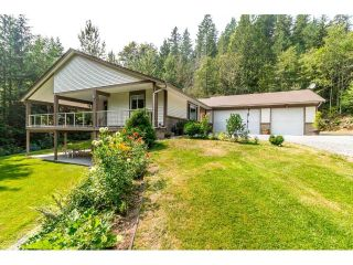 Main Photo: 11061 WILSON Street in Mission: Stave Falls House for sale : MLS®# R2298649