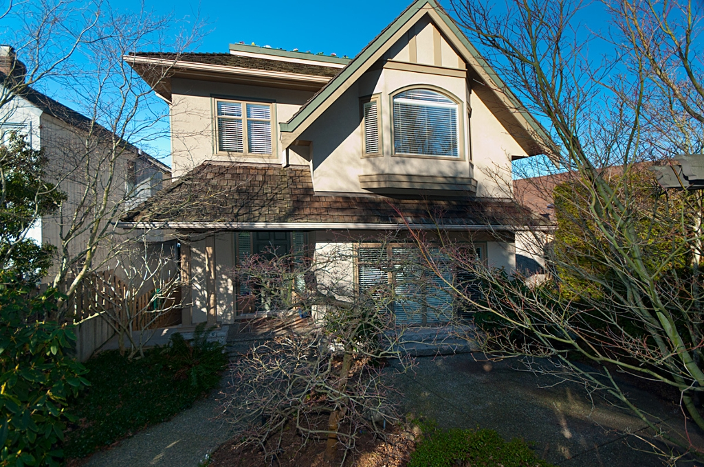 Main Photo: 3743 W 13TH Avenue in Vancouver: Point Grey House for sale (Vancouver West)  : MLS® # V872146
