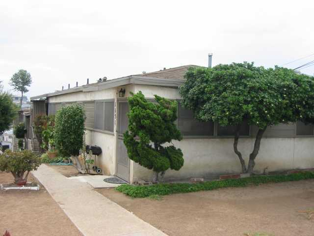 Main Photo: LOGAN HEIGHTS Home for sale or rent : 2 bedrooms : 1153 36th in San Diego