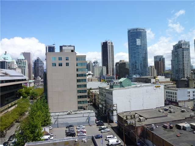 "Photo 5: 802 1010 HOWE Street in Vancouver: Downtown VW Condo for sale in ""FORTUNE HOUSE"" (Vancouver West)  : MLS® # V907791"