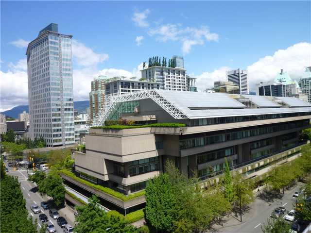 "Photo 7: 802 1010 HOWE Street in Vancouver: Downtown VW Condo for sale in ""FORTUNE HOUSE"" (Vancouver West)  : MLS® # V907791"